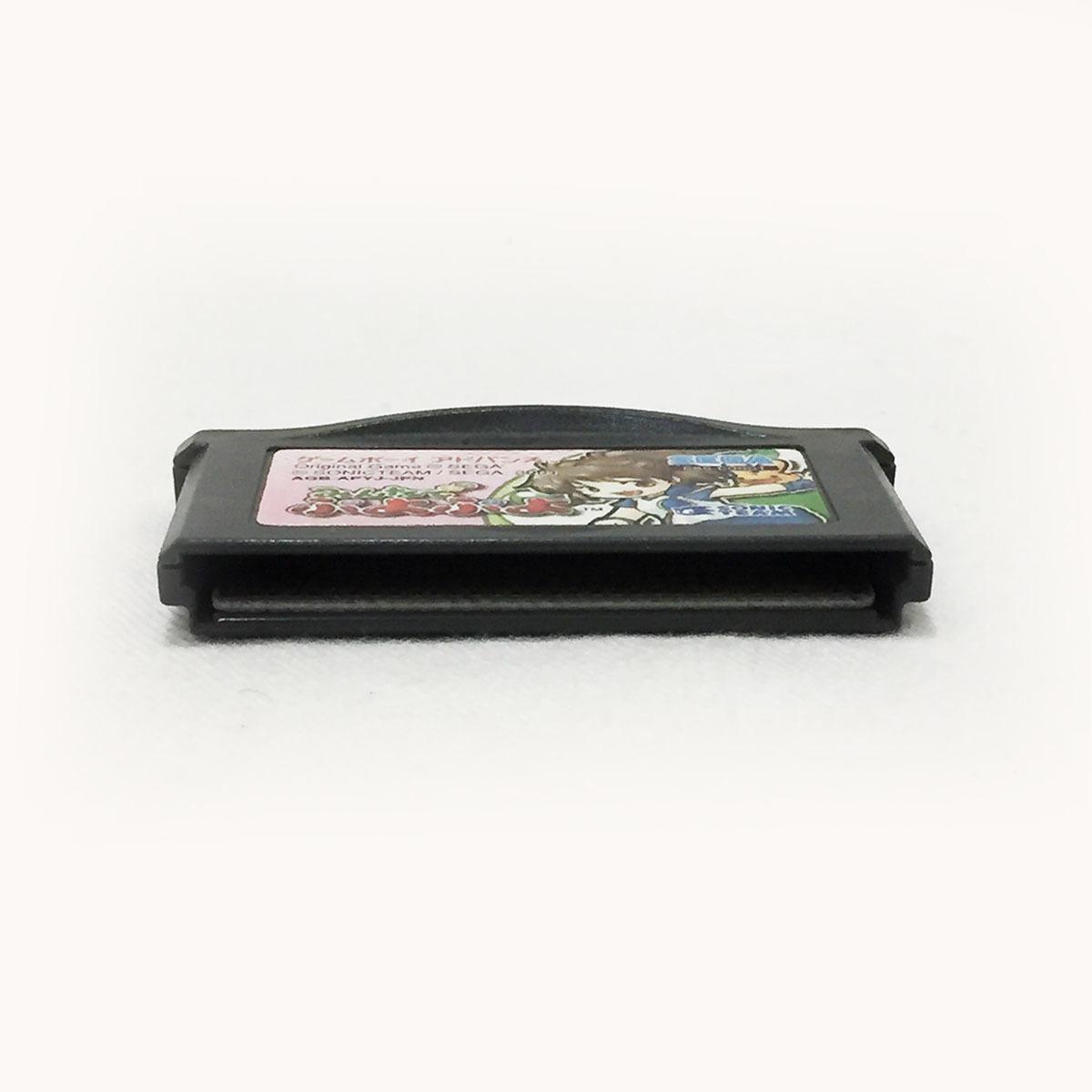 ゲームボーアドバンス用 ソフト みんなでぷよぷよ GAME BOY ADVANCE 携帯ゲーム 箱付 説明書付き パズルゲーム美品 完動品ニンテンドーDS