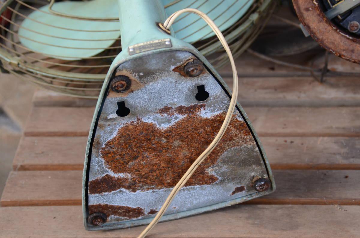 古~い扇風機と昭和な扇風機のセット!_画像7