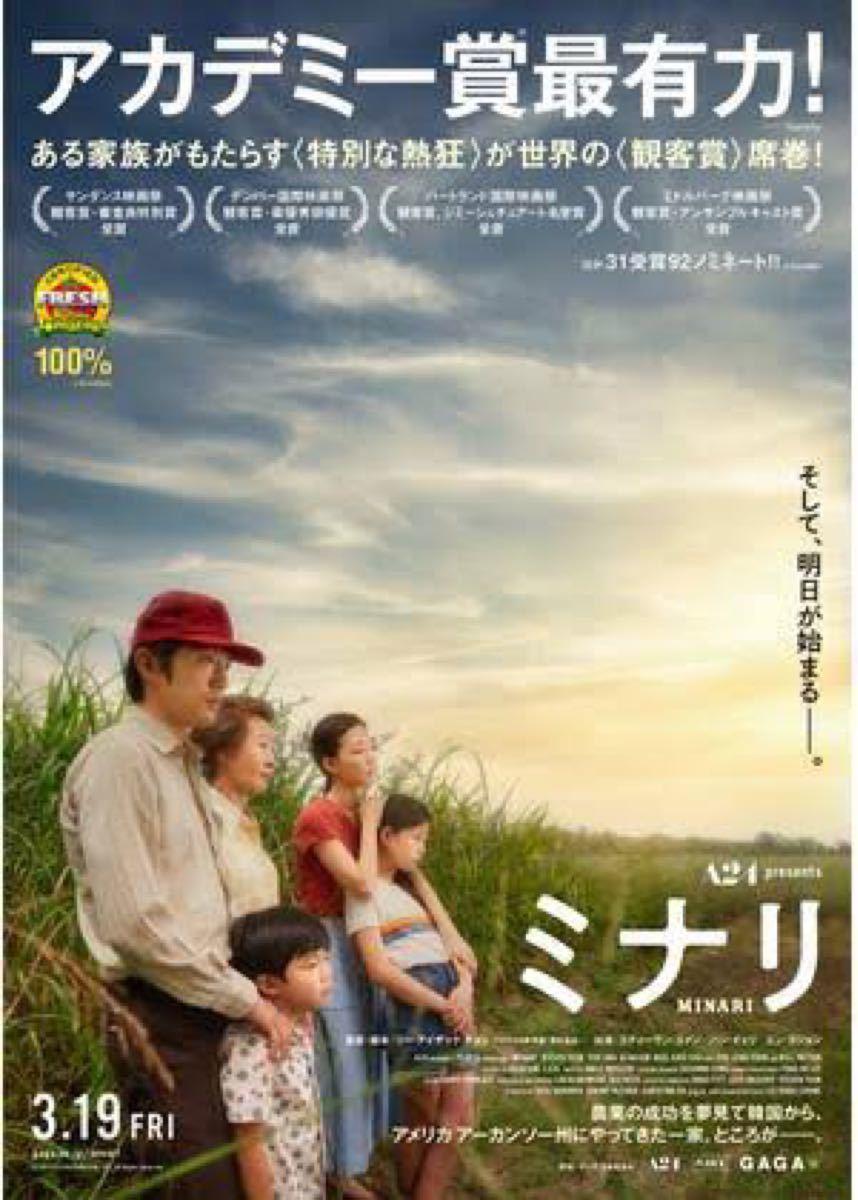 韓国ドラマ DVD 映画 ミナリ 日本語字幕