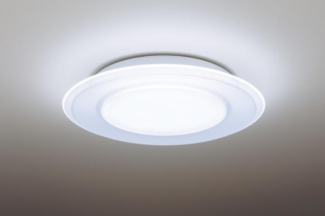 送料無[SALE]展示保証付 パナソニック LEDシーリングライト LINK STYLE LED Bluetooth パネルタイプ ~8畳 調色/調光■HH-XCB0883A■SHOP24_画像2