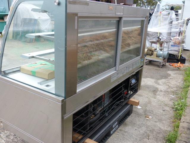 №40 製菓子工場品 ダイヤ冷ケース ケーキ冷蔵ショーケース 2014年 W1800×D850×H1220_画像4