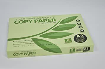 【新品】A3 【セット買い】コピー用紙 A3 コピーペーパー 高白色 紙厚0.09mm 1500枚 (500×38TQ1_画像3
