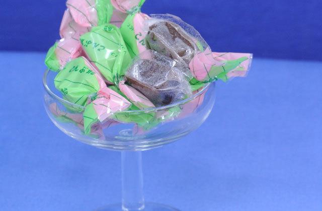 ソフトこんぶ飴(おまとめ250g×3P)オブラート包み、ひねり包装の柔らかなこんぶ飴♪美味しい昆布飴はこれ~【送料込】_画像6