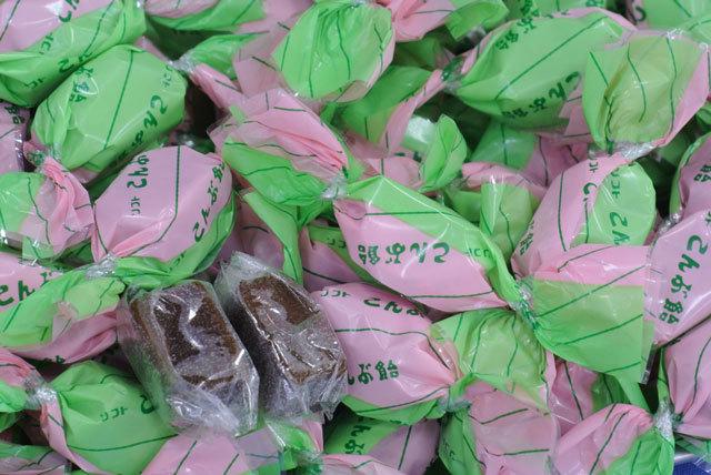 ソフトこんぶ飴(おまとめ250g×3P)オブラート包み、ひねり包装の柔らかなこんぶ飴♪美味しい昆布飴はこれ~【送料込】_画像5