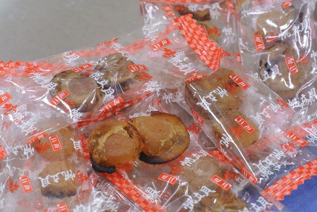 ミニ焼き帆立貝(お手頃70g)国産珍味帆立貝(小粒)!個包装おつまみほたて貝、携帯便利な帆立貝柱はこれ!【送料込】_画像4