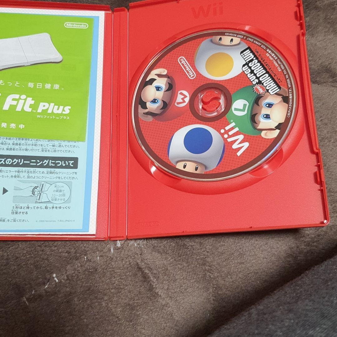Wiiソフト ニュースーパーマリオブラザーズWii Nintendo