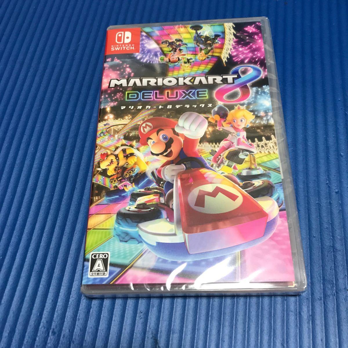 マリオカート8デラックス Nintendo Switch Switchソフト 任天堂Switch ニンテンドースイッチ