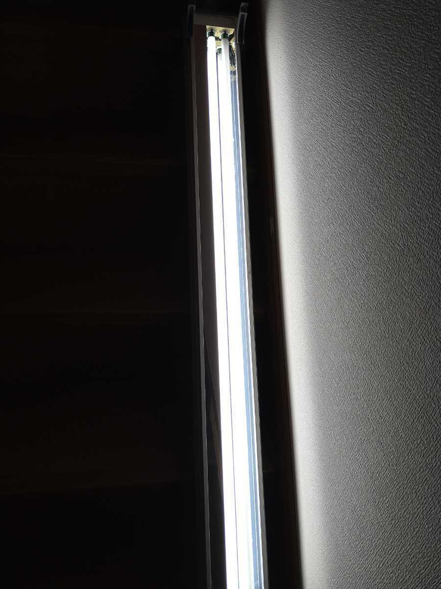 ★熱帯魚 水草120cm水槽 蛍光灯ライト★90cm水槽 淡水使用 オーバーフロー水槽_画像3
