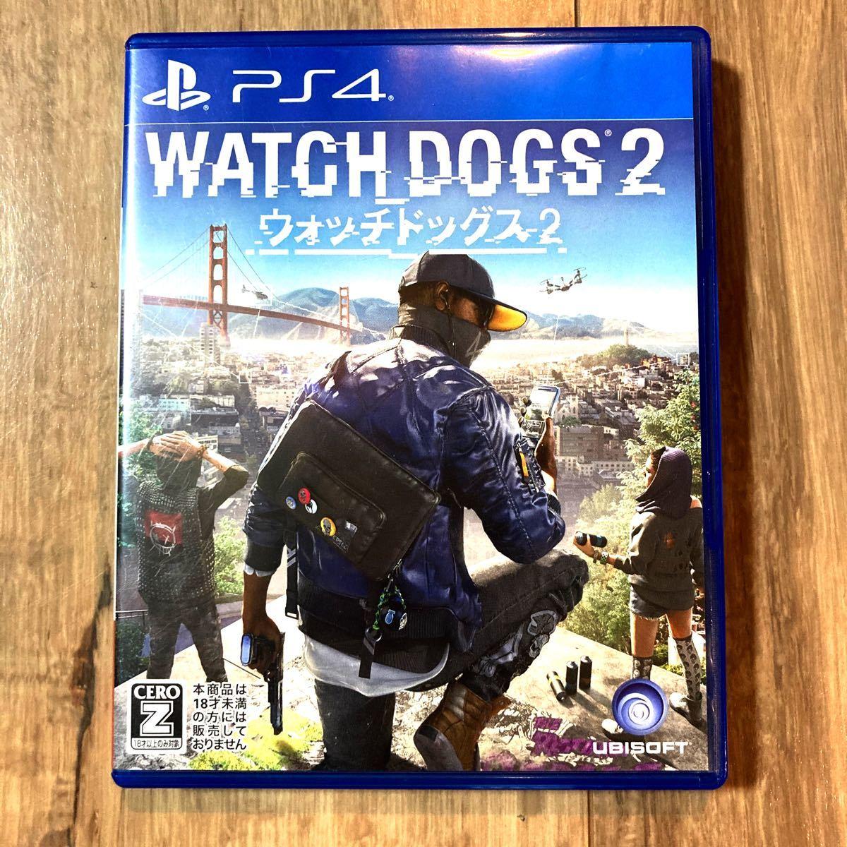 ウォッチドッグス2 PS4ソフト WATCH DOGS2