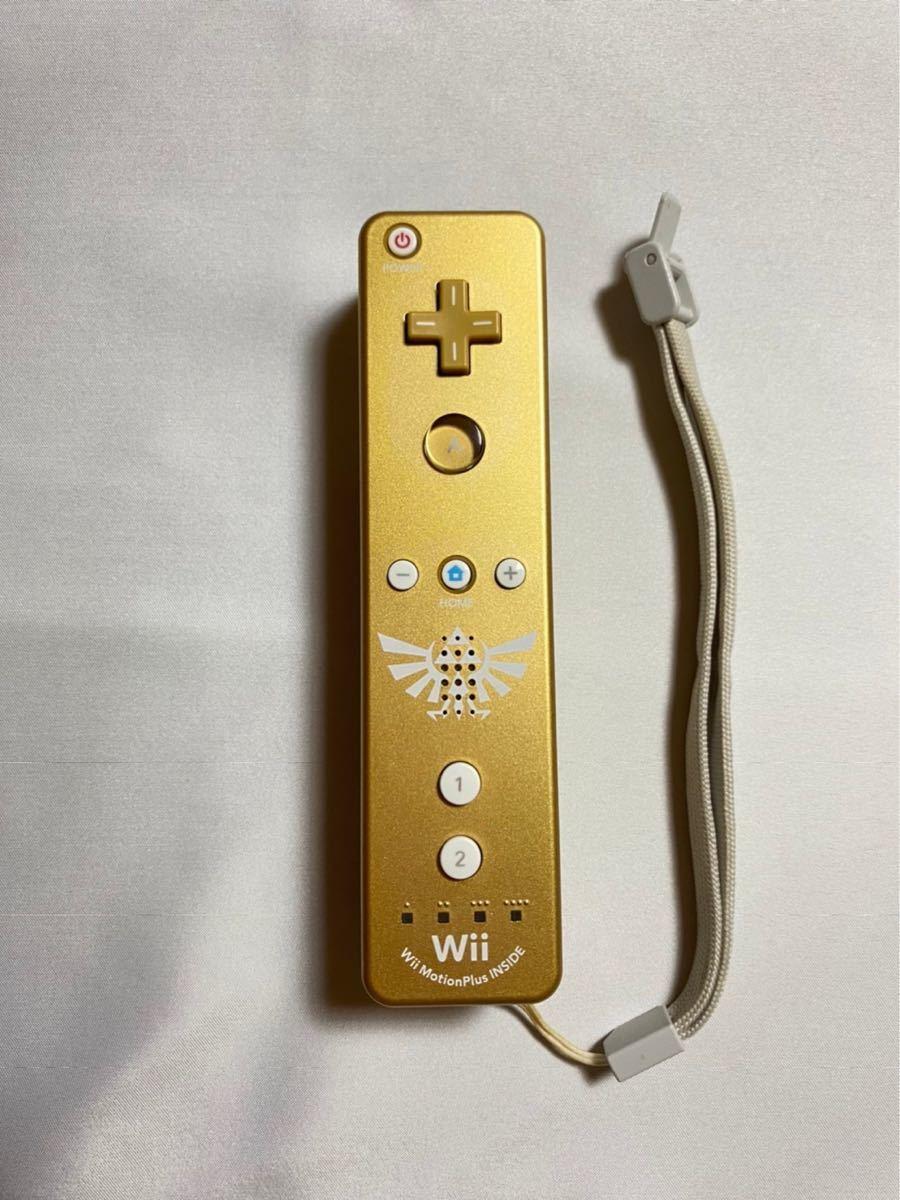 【動作確認済】Wiiリモコンプラス ゼルダの伝説モデル