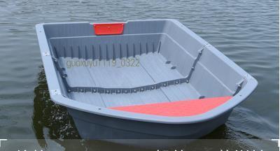 「★新品未使用★船外機可 2分割ボート 2.2メートル フィッシングボート 車載 釣り 未使用 ゴムボート」の画像2