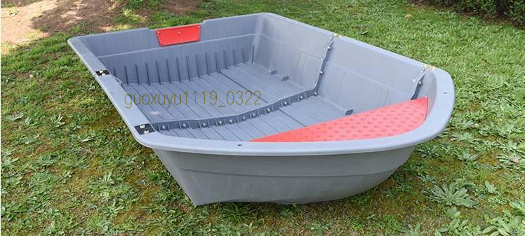 「★新品未使用★船外機可 2分割ボート 2.2メートル フィッシングボート 車載 釣り 未使用 ゴムボート」の画像1
