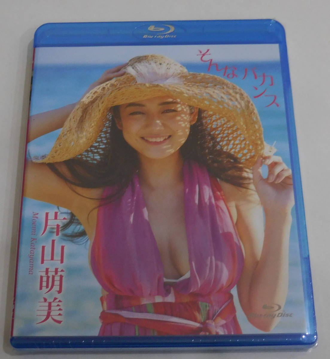 片山萌美『そんなバカンス』ブルーレイ Blu-ray 未開封新品 BD_画像1