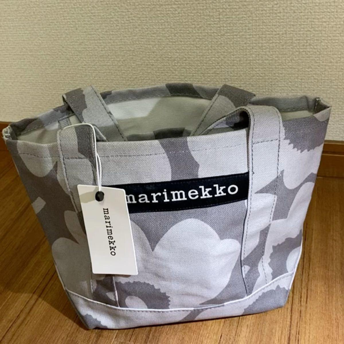 【新品未使用】マリメッコ marimekko トートバッグ (セイディ)(ウニッコ)