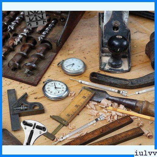 新品★finks ベルト調整/電池交換/時計修理工具セット/腕時計工具セ OL ス付き/ミニ精密ドライバー付き/サイズ調整 165_画像8