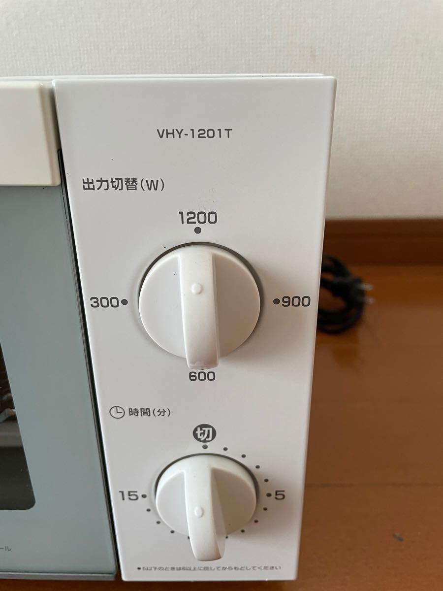 《美品》ニトリオーブントースターVHY−1201T