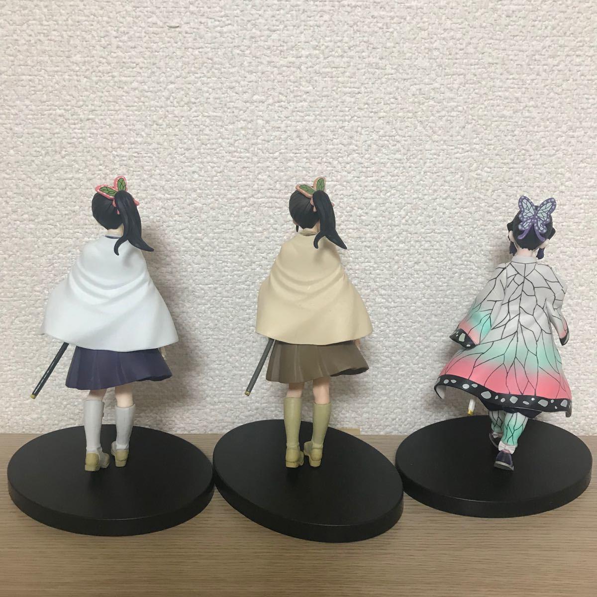 鬼滅の刃 栗花落カナヲ 胡蝶しのぶ フィギュア