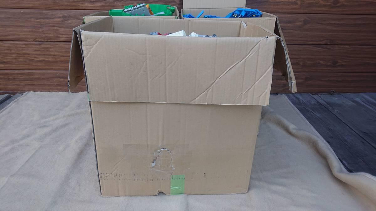 プラレール 車両・レール・施設 まとめて ジャンク 150サイズ 3箱_画像5