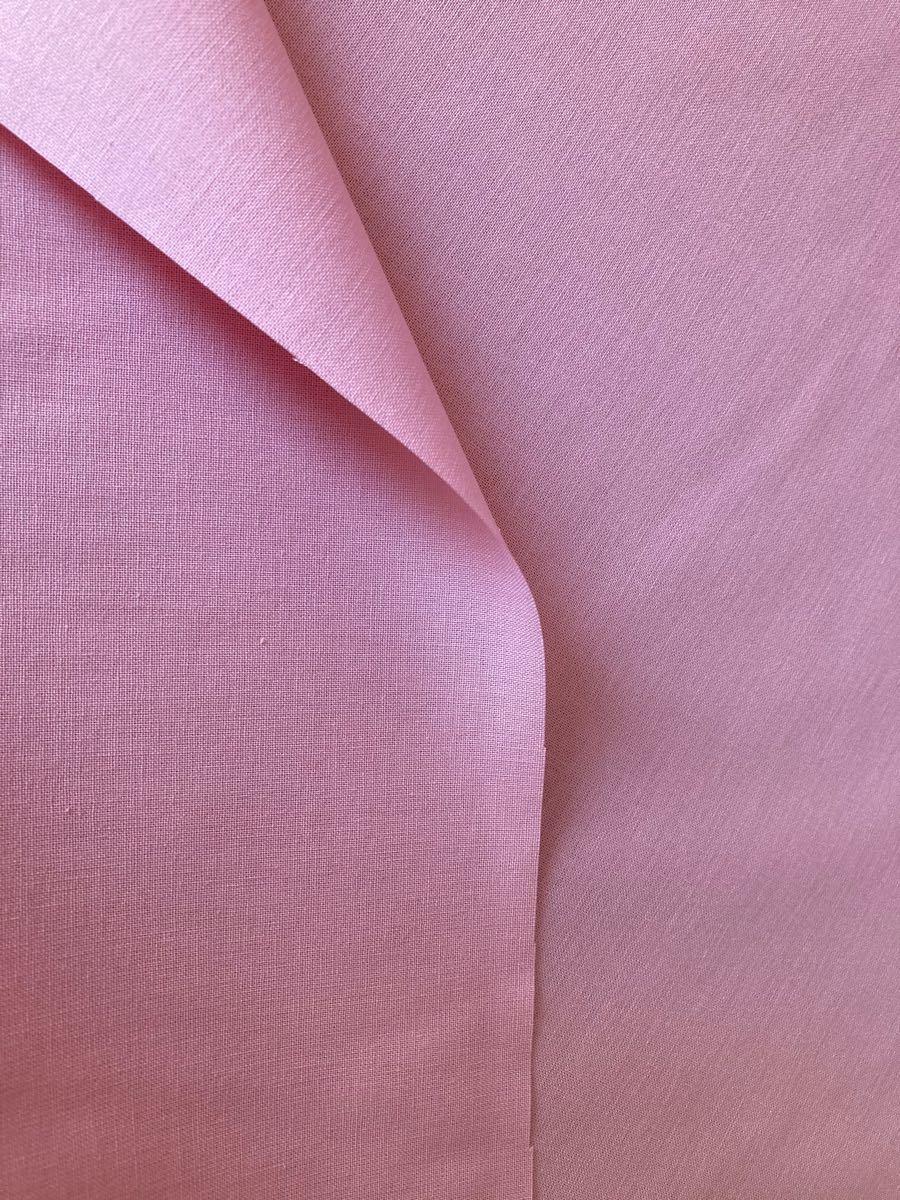 オックス生地 ピンク 幅112cm×1m