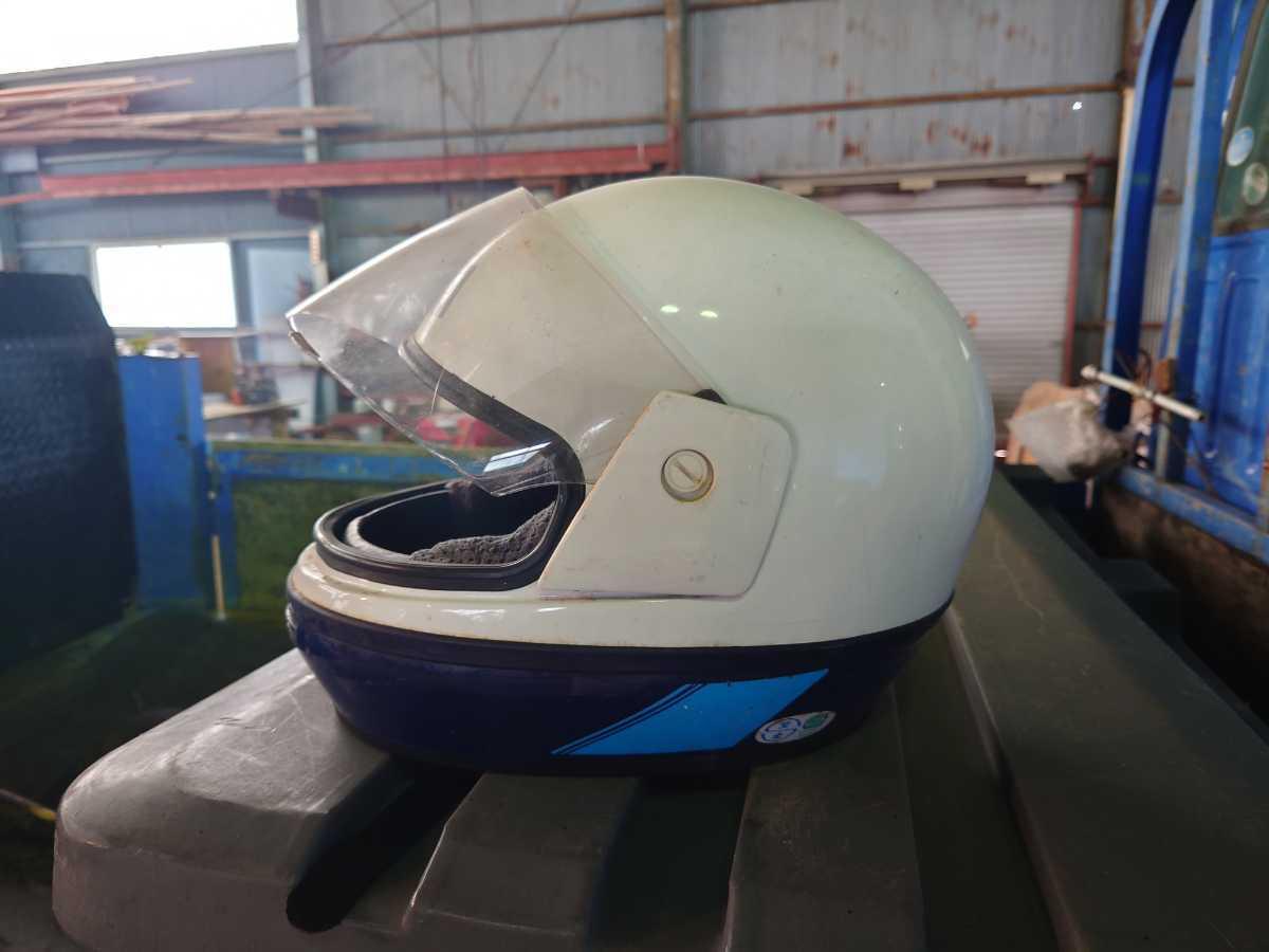 SHOEI フルフェイスヘルメット 当時物!_画像3