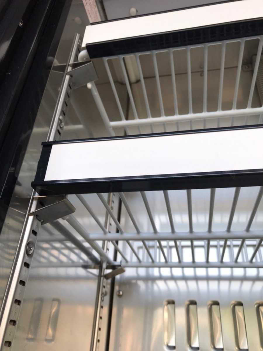 配送地域限定 Sanyo サンヨー 薬用冷蔵ショーケース MPR-312D(CN) 340L 冷蔵ショーケース 冷蔵庫【sf-25】_画像7