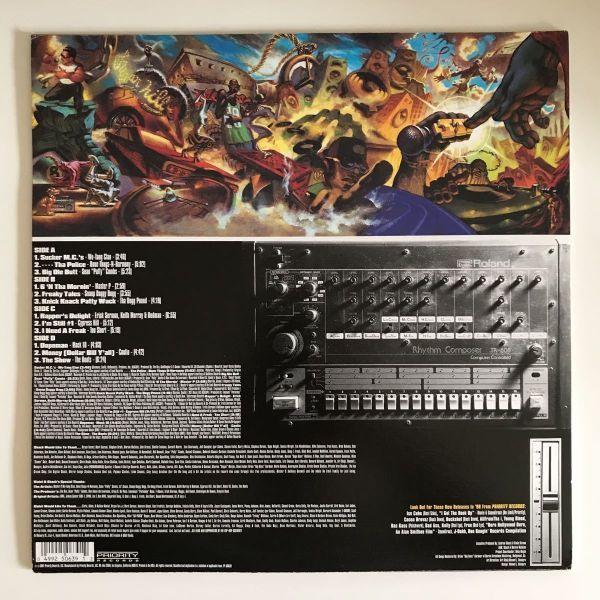 Various - In Tha Beginning...There Was Rap【USオリジナル】【LP】【ラップカバー・コンピレーションアルバム】
