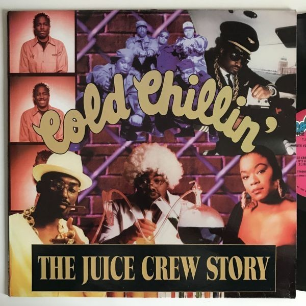 Various - The Juice Crew Story【USオリジナル】【LP】【アルバム】【コンピレーション】