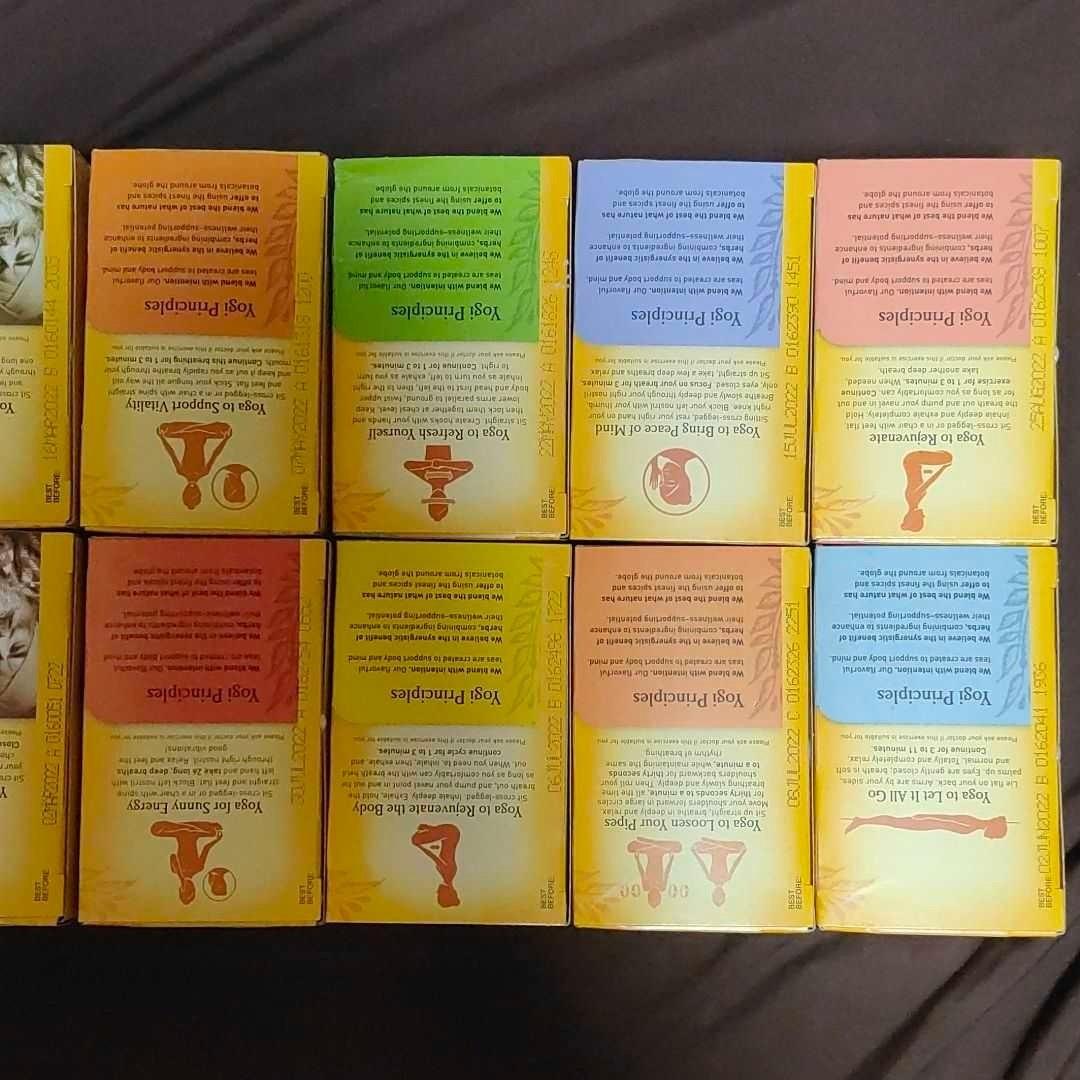 yogi tea ヨギティー 20包セット