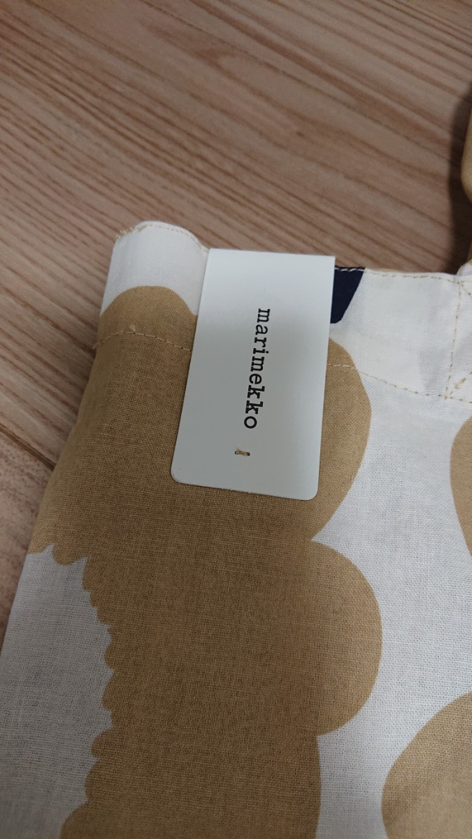 marimekko 新品 タグ付き マリメッコ  エコバッグ トートバッグ
