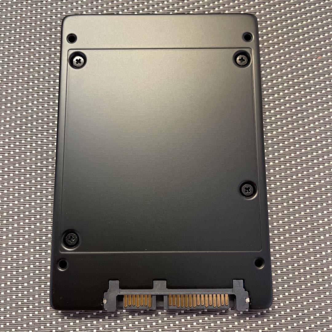 SanDisk SSD 2.5インチSATA 256GB使用時間4074h