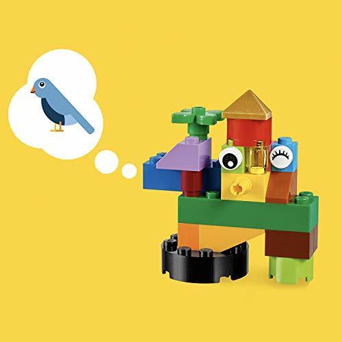 レゴ(LEGO) クラシック アイデアパーツ<Mサイズ> 11002 知育玩具 ブロック おもちゃ 女の子 男の子_画像2