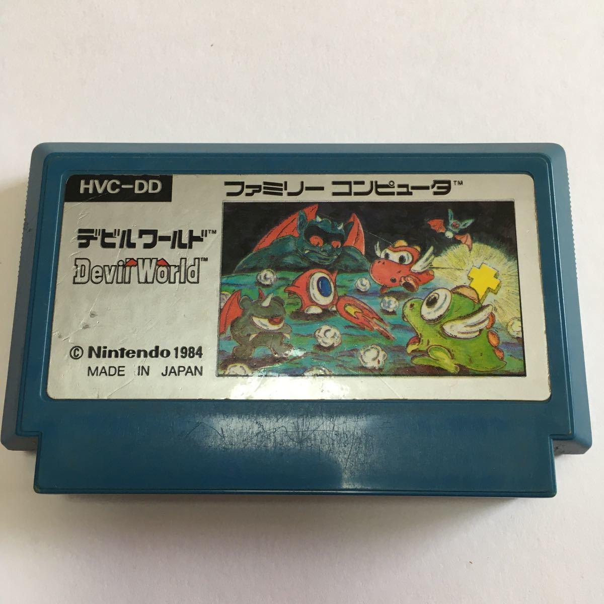 ファミコン ソフト カセット まとめ売り 動作確認済み つっぱり大相撲 三国志 ウルティマ ドラゴンボール デビルワールド レトロ