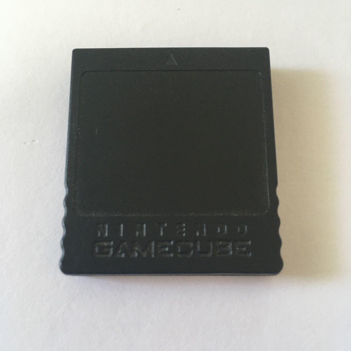 ゲームキューブ メモリーカード 251  動作確認済み ゲーム レトロ 周辺機器 任天堂 ニンテンドー
