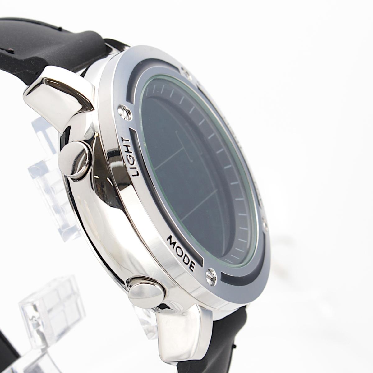 【1円開始】画面がでかくて見やすい!! 目に優しい腕時計! 今の腕時計が小さすぎて不満がある方必見!DWG WATCH メンズ 腕時計 / N0660_画像3
