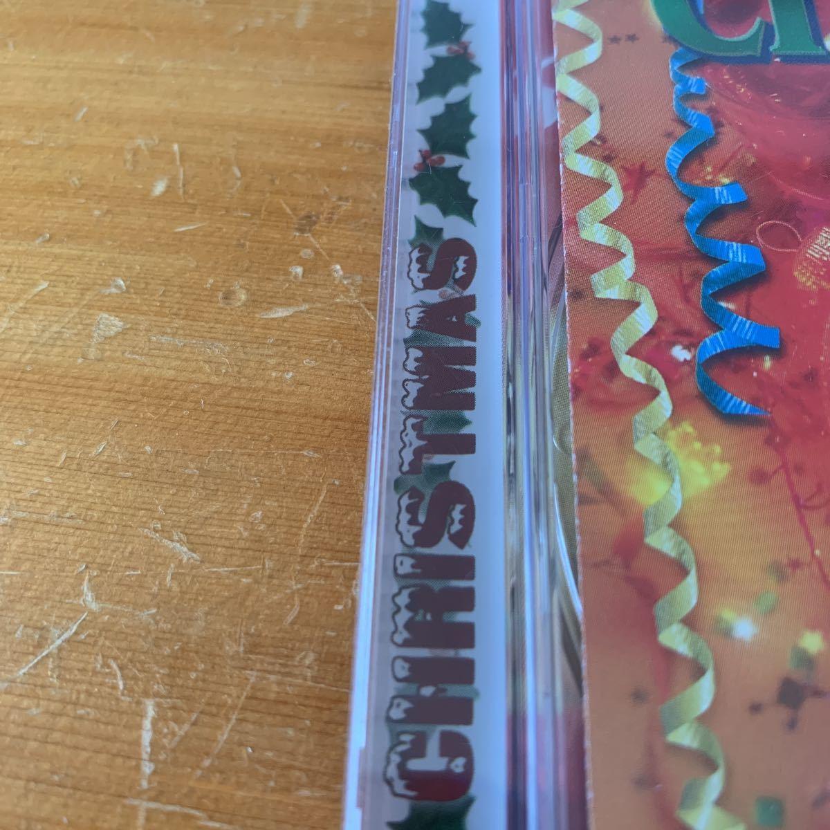 CD アルバム CHRISTMAS PARTY MEGAMIX クリスマスナンバー メガミックス 1998年 UK盤CD 新品 未開封 CDケース面割れあり 送料送無