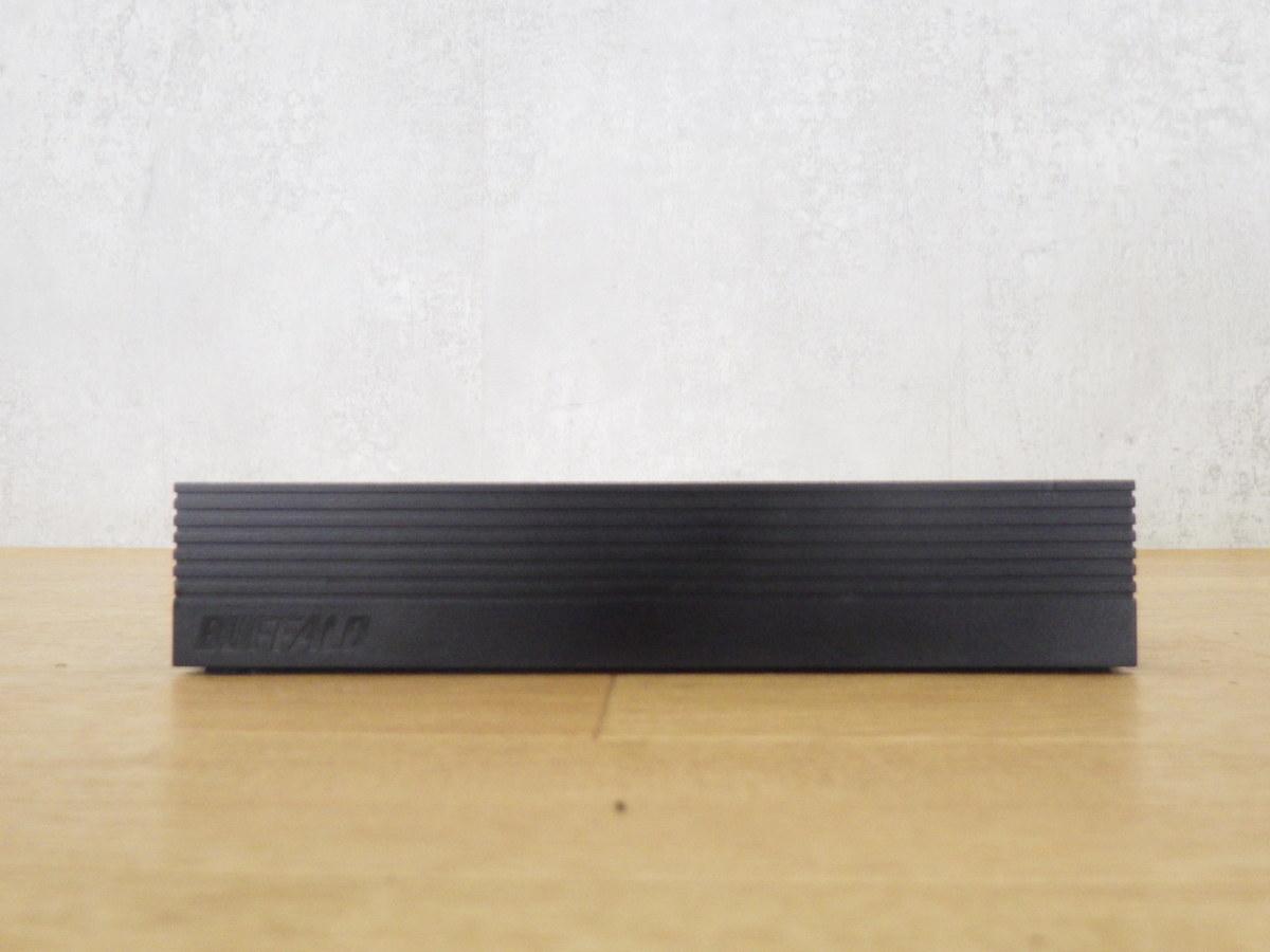 動作保証 BUFFALO バッファロー 外付けHDD HD-EDS4U3-BC アダプタ USBケーブル付き/D3-31051_画像3
