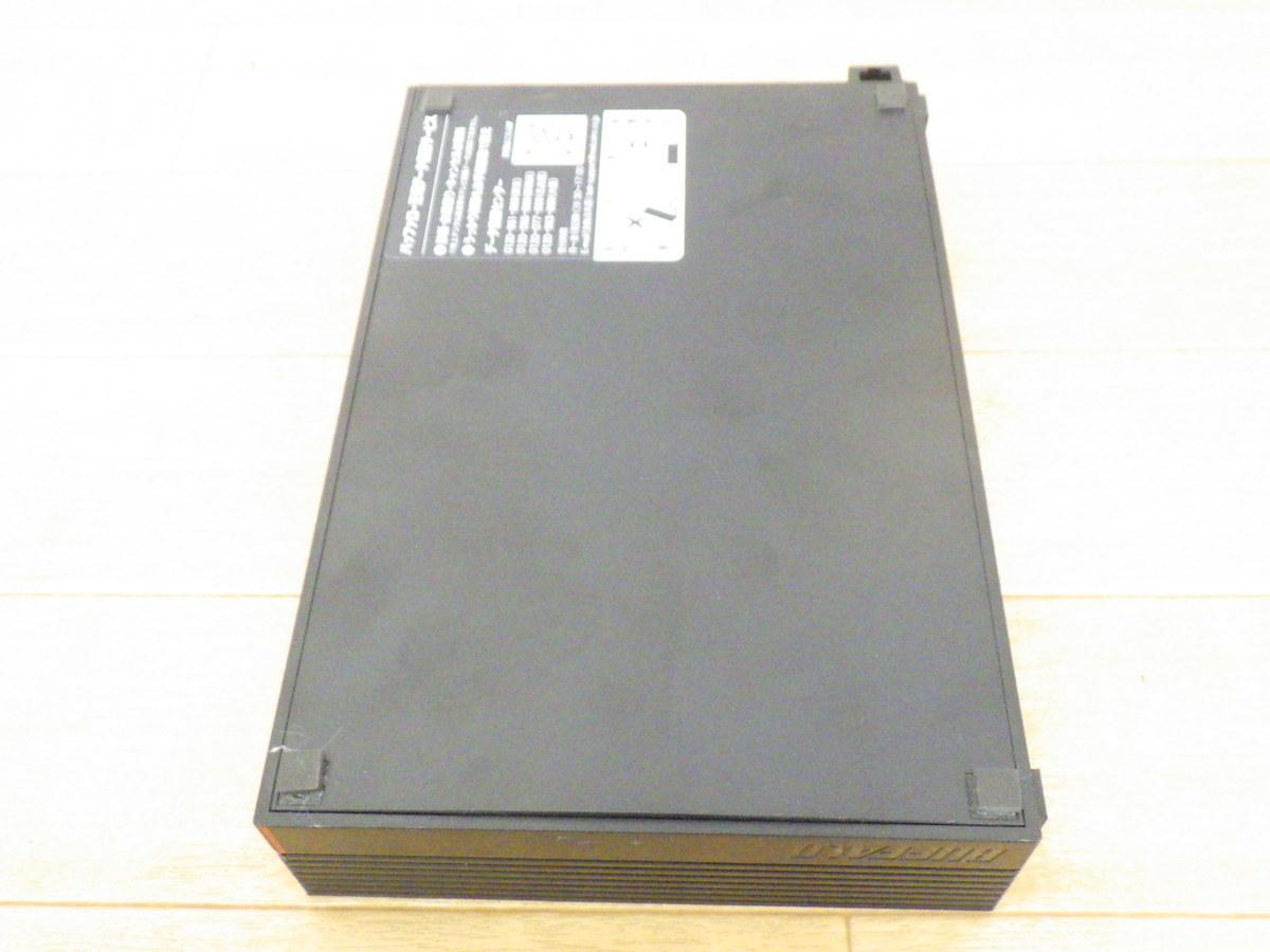 動作保証 BUFFALO バッファロー 外付けHDD HD-EDS4U3-BC アダプタ USBケーブル付き/D3-31051_画像7