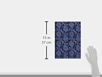 青色系 【Amazon.co.jp 限定】和紙かわ澄 千代紙 友禅和紙 B4 判 15柄・15枚入 青色系_画像4