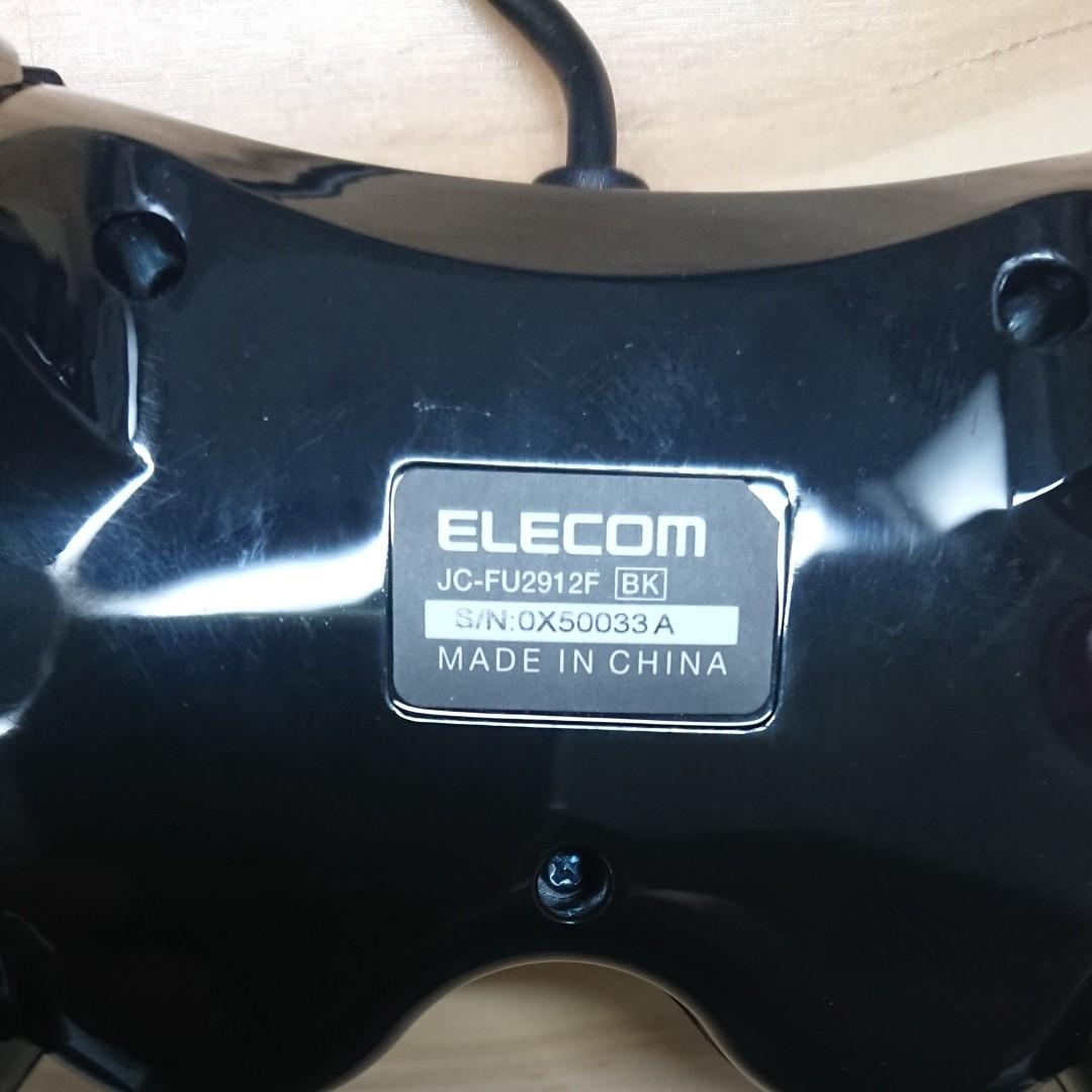 ELECOM エレコム コントローラ JC-FU2912F