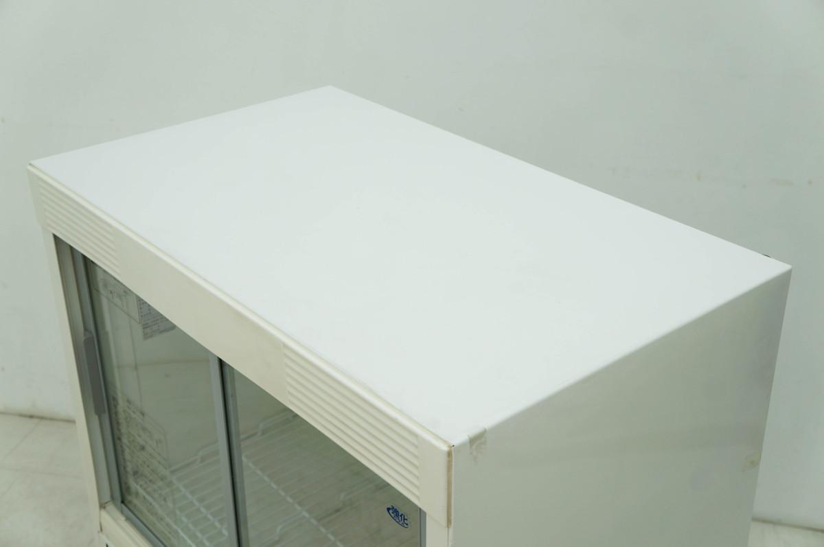 直接引取限定 美品 SANYO サンヨー 冷蔵ショーケース 業務用 保証付き_画像10