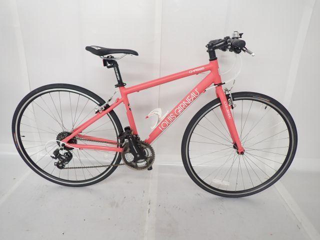 LOUIS GARNEAU LGS-CHASSE シャッセ ルイガノ クロスバイク 自転車 2015年製 サイズ 42cm △ 60930-2