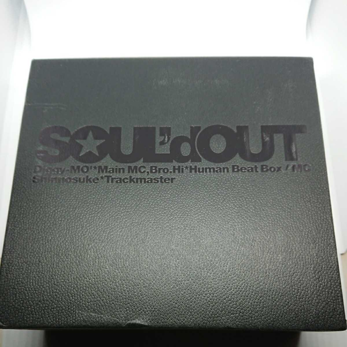 ★SOUL'd OUT 10th Anniversary The Story of our Decade 完全生産限定盤★中古品★