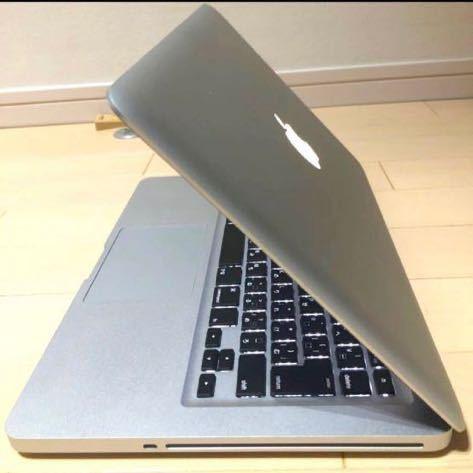 APPLE MACBOOK PRO 2011年製        Core i5 2019版 正規office365有 SSD240 完動品_画像6