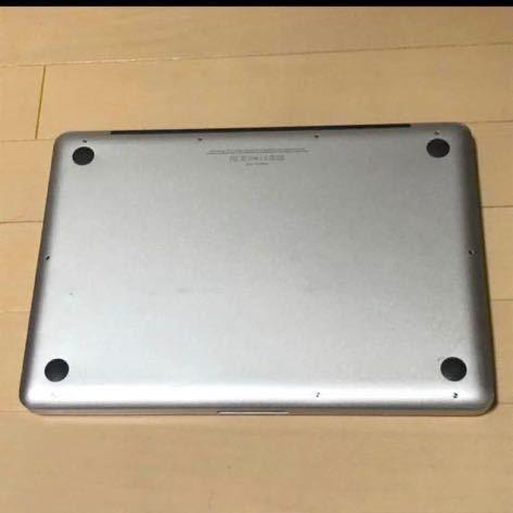 APPLE MACBOOK PRO 2011年製        Core i5 2019版 正規office365有 SSD240 完動品_画像8