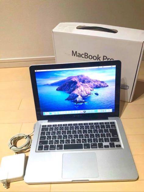 APPLE MACBOOK PRO 2011年製        Core i5 2019版 正規office365有 SSD240 完動品_画像1