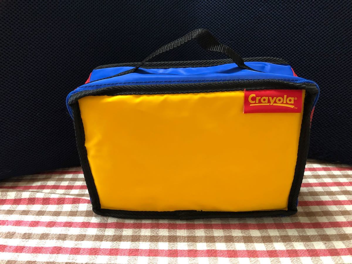 crayola  保冷バッグ・クーラーバック・ランチバック