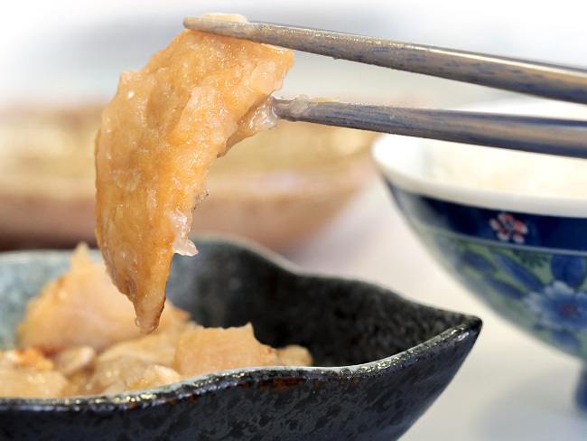 のどぐろの煮こごり風 70g (ノドグロの煮こごり風缶詰)アカムツをにこごり風に味付け缶詰にしました。【メール便対応】_画像10
