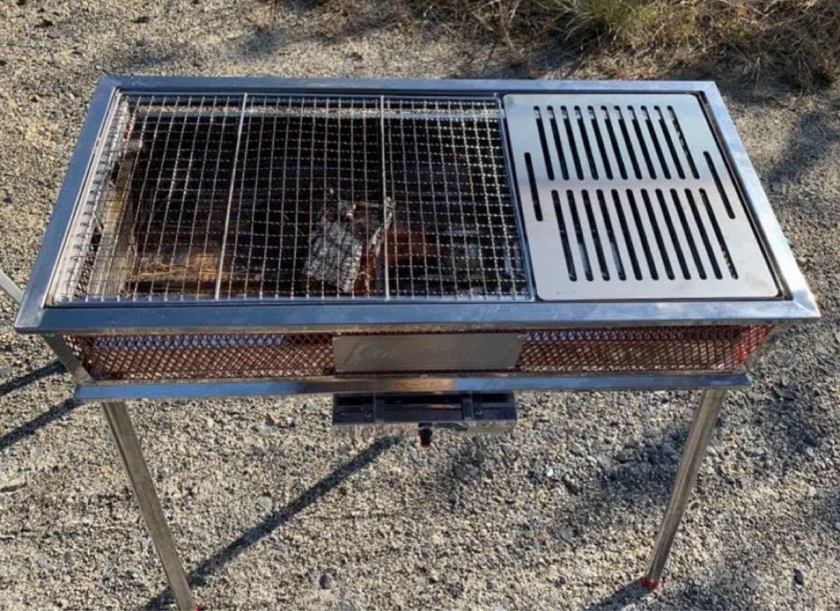コールマン クールスパイダープロ レッド 鉄板 6mm バーベキュー BBQ アウトドア キャンプ ピッタリサイズ