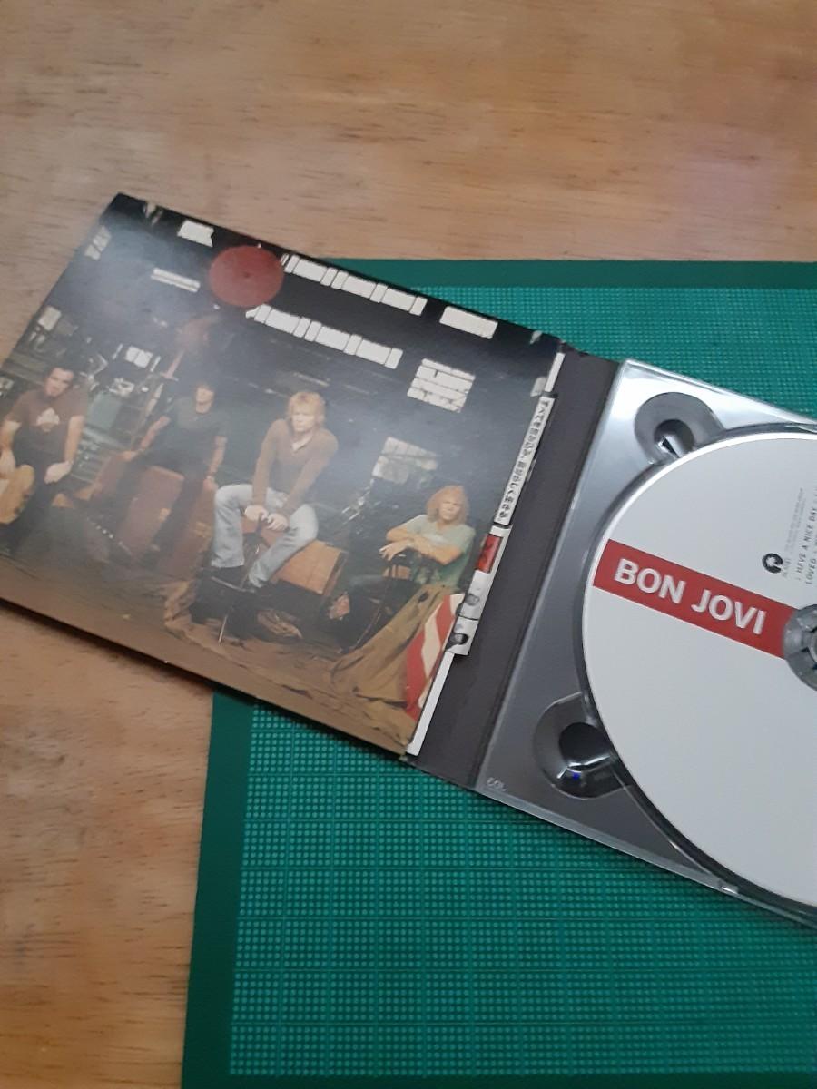 ボン・ジョビ  ハヴ・ナイス・デイCD+DVD 初回限定版