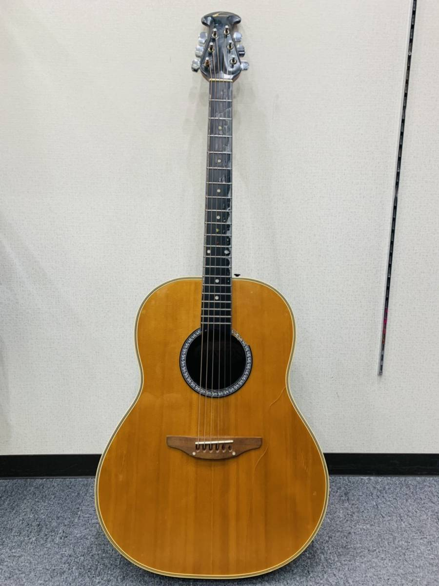 KN12.2 OVATION オベーション アコースティックギター スタンダード MODEL: 1132-4